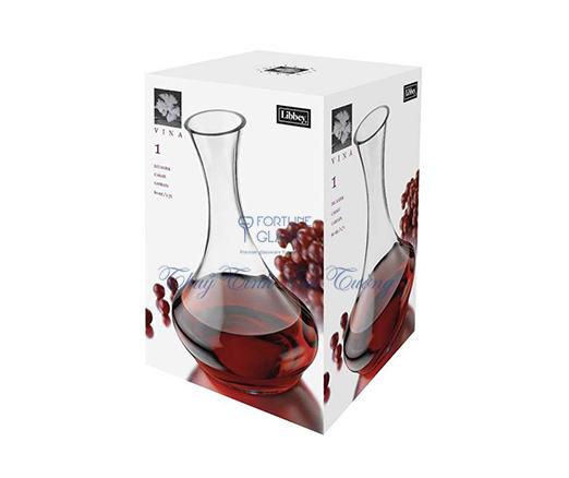 Lọ đựng rượu vang / Decanter 1850 ml- 96958S1A - TH Mỹ