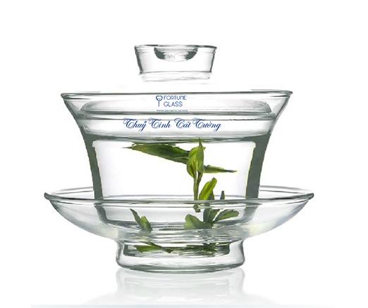 Tách trà có nắp (1c) - SX Trung Quốc