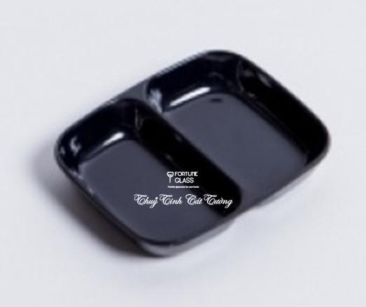 Đĩa chấm 2 lòng (1c) - C101