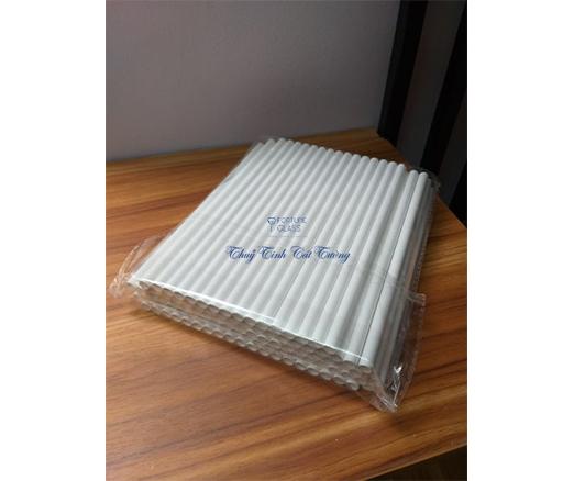 Ống hút giấy phi 8 (gói)