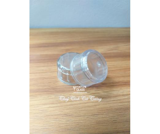 Nặp nhựa shaker