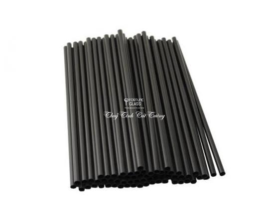 Ống hút sinh tố đen (gói)