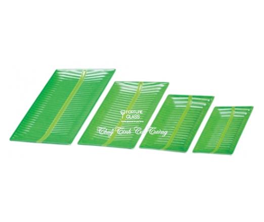 Đĩa lá chuối trung (1c) - KLC02