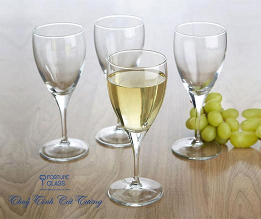 Ly vang Lyric Burgundy cỡ lớn (Bộ 6c) 400ml - 44886 - SX Thổ Nhĩ Kỳ