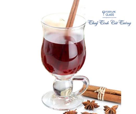 Cốc cafe Irish (Bộ 6c) 270 ml - 44159 - SX Thổ Nhĩ Kỳ