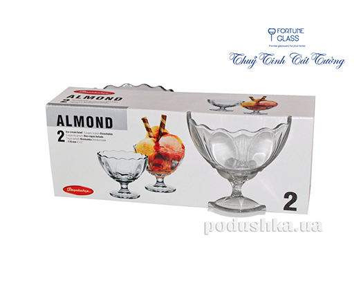 Ly kem Almond (bộ 6c) 302ml - 51348 - SX Thổ Nhĩ Kỳ