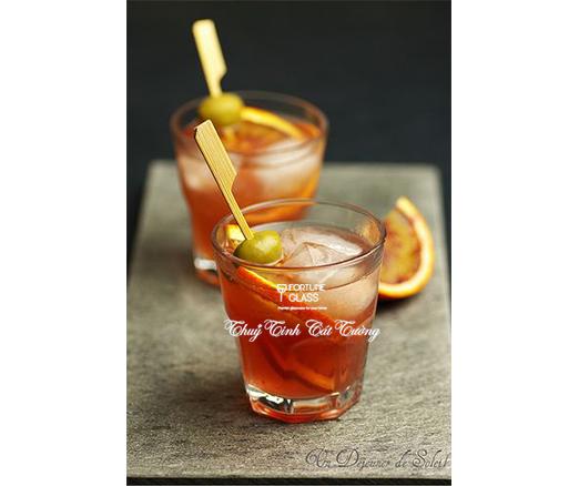 Cốc Whisky Casablanca (Bộ 12c) 269ml - 52705 - SX Thổ Nhĩ Kỳ