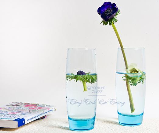 Cốc Pleasure cao (xanh dương) (Bộ 12c) 480ml - 420235 - SX Thổ Nhĩ Kỳ