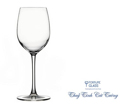 Ly pha lê vang trắng (Bộ 6c) 330 ml-7033-SX Thổ Nhĩ Kỳ