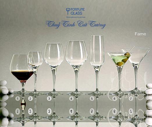 Ly rượu pha lê Liqueur (Bộ 6c) 105 ml - 7020 - SX Thổ Nhĩ Kỳ