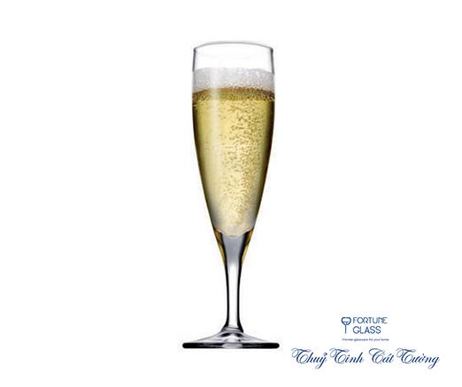 Ly Champagne (Bộ 6c) 210ml - 44896 - SX Thổ Nhĩ Kỳ (Tạm hết)