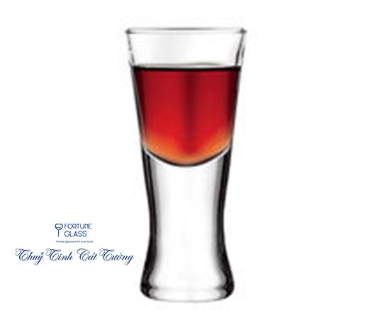 Ly rượu đế cao (Bộ 12c) 46ml - 42584 - SX Thổ Nhĩ Kỳ