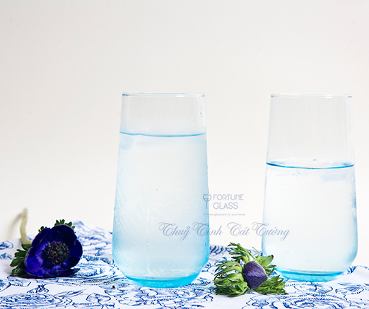 Cốc Allegra cao (xanh dương) (Bộ 6c) 470ml - 420015 - SX Thổ Nhĩ Kỳ