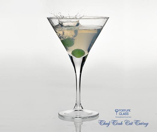 Ly cocktail (Bộ 12c) 250 ml - 44335 - SX Thổ Nhĩ Kỳ