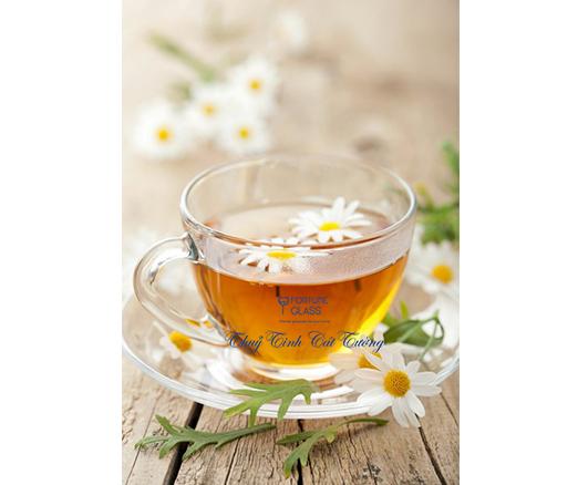 Bộ tách trà/cafe (Bộ 6c + 6d) 200 ml - P00640 + P00671 - SX Thái Lan