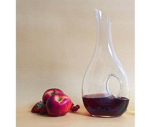Lọ đựng rượu vang / Decanter 850 ml- 19911 - SX Thổ Nhĩ Kỳ