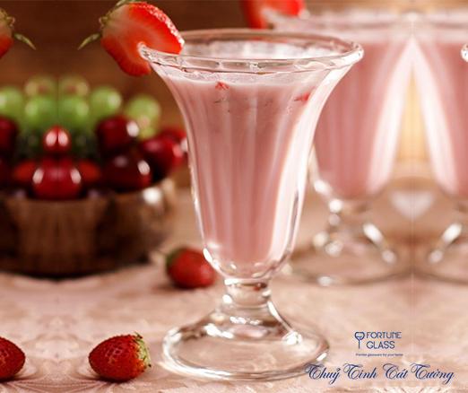 Ly kem Alaska Sundae Cup (Bộ 6c) 225ml - P00315 - SX Thái Lan