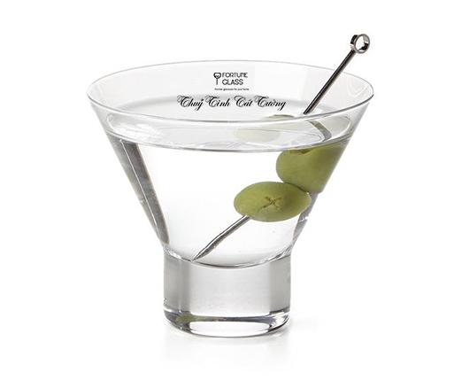 Ly cocktail (lố 12c) - 41813 - SX Thổ Nhĩ Kỳ