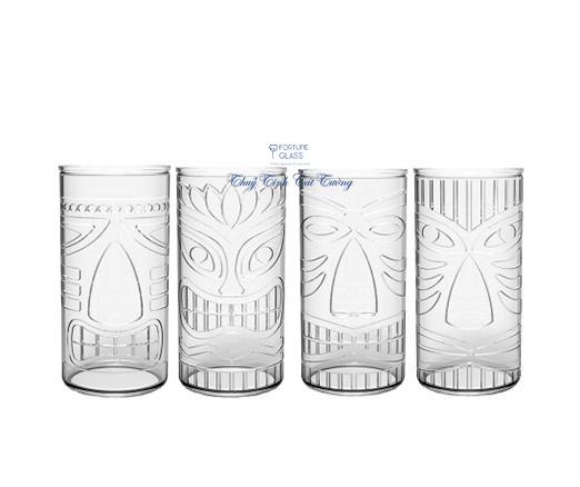 Tiki Gods mixed mặt quỷ (Bộ 12c) 475ml - 992038-99556 - TH Mỹ