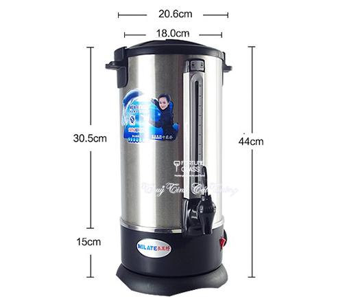 Bình đun nước nóng Milate 10L