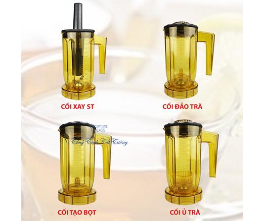 Máy đảo trà E-Blender - ST-816 (3 cối)