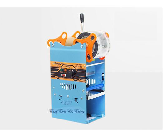 Máy dập nắp cốc bằng tay Verly to- WY-802F