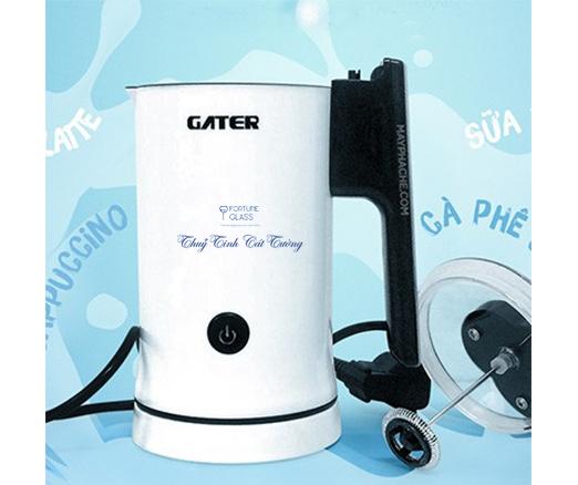 Máy tạo bọt sữa nóng Gater