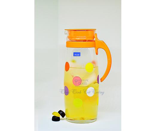 Bình Divano (chấm bi) 1600 ml (Bộ 1c) - 3V2055801G - SX Thái Lan