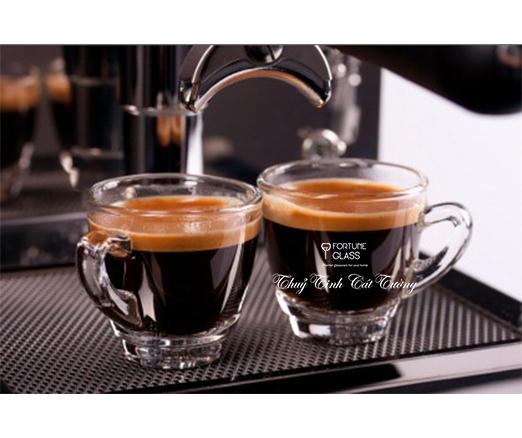 Bộ đĩa + tách cafe (65ml) (Bộ 6c+ 6d) - P01642 + P01672 - SX Thái Lan
