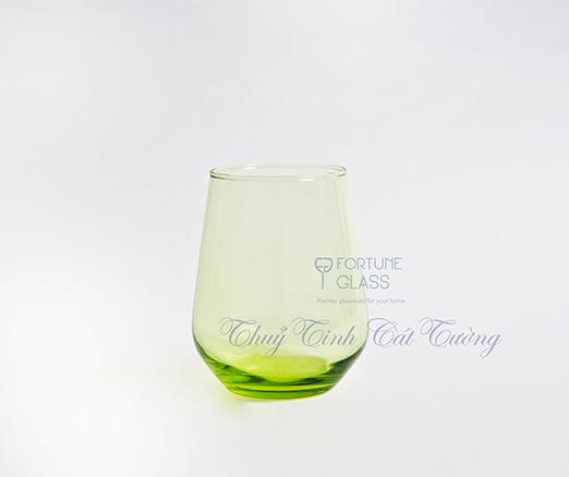 Cốc Allegra lỡ xanh cốm (bộ 6c) 425ml - 41536 - SX Thổ Nhĩ Kỳ