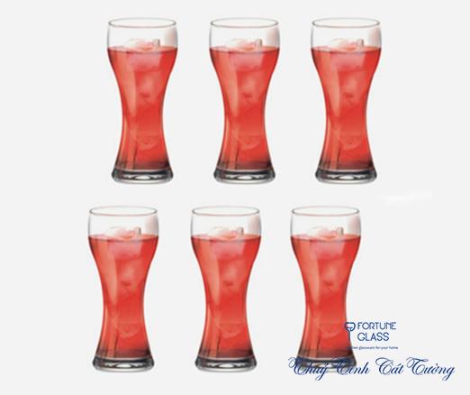Cốc bia/sinh tố IMPERIAL (285ml) (Bộ 6c) - B13410 - SX Thái Lan