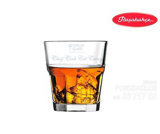 Cốc Casablanca lùn (bộ 6c) 270 ml - 52705 - SX Thổ Nhĩ Kỳ