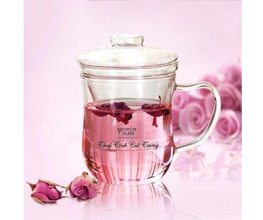 Cốc ủ trà cao (350 ml) (1 c)- UTC-03 - SX Trung Quốc