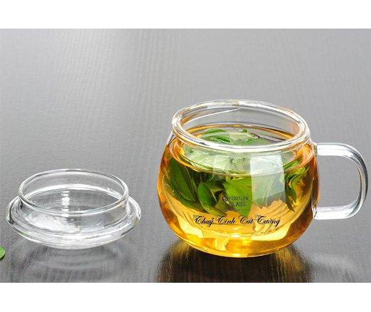 Cốc ủ trà tròn (350 ml) (1 c)- UTT-02 - SX Trung Quốc