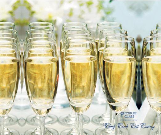 Ly Duchess Flute Champagne (Bộ 6c) 165ml - 1503F06 - SX Thái Lan (Tạm Hết)