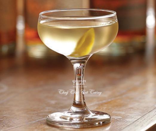 Ly Bistro Champagne (Bộ 6c) 260 ml - 44136 - SX Thổ Nhĩ Kỳ