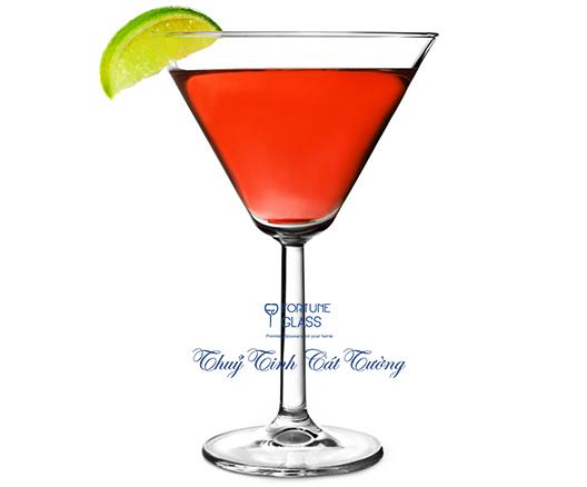 Ly cocktail Martini (Bộ 6c) 310 ml - 44904 - SX Thổ Nhĩ Kỳ