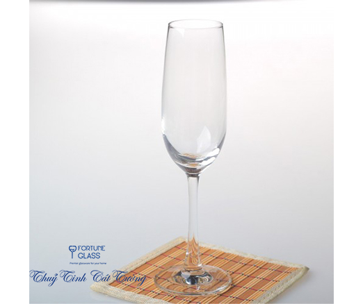 Ly Madison Flute Champagne (bộ 6 cái) 210 ml - 1015F07 - SX Thái Lan