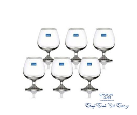Ly rượu Classic Brandy (Bộ 6c) 195ml - 1501X07 - SX Thái Lan