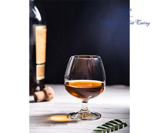 Ly rượu Classic Brandy (Bộ 6c) 255ml - 1501X09 - SX Thái Lan