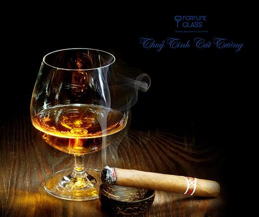 Ly rượu Classic Brandy (Bộ 6c) 340ml - 1501X12 - SX Thái Lan