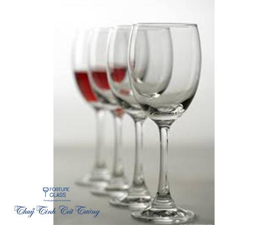 Ly vang Duchess Red Wine (Bộ 6c) 255 ml - 1503R09 - SX Thái Lan