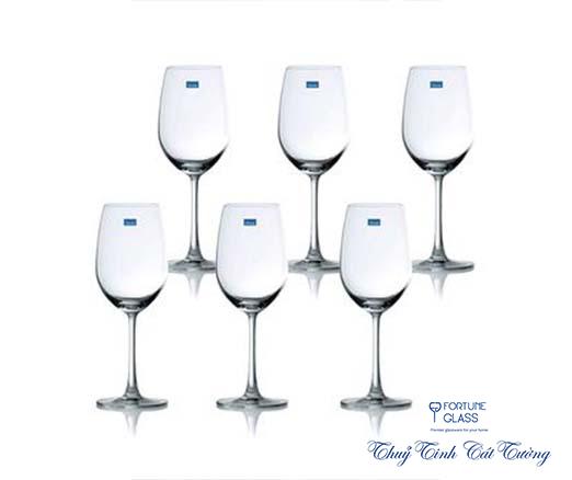 Ly vang đỏ Madison Red Wine (Bộ 6c) 425ml - 1015R15 - SX Thái Lan