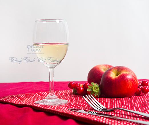 Ly vang trắng Duchess White Wine (Bộ 6c) 195ml - 1503W07 - SX Thái Lan